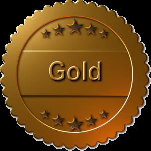 3 months Gold