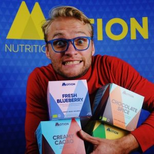 Ep #53 – Choosing High Quality Supplements w/ CEO Joe Welstead/Motion Nutrition